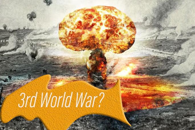 boom explode war