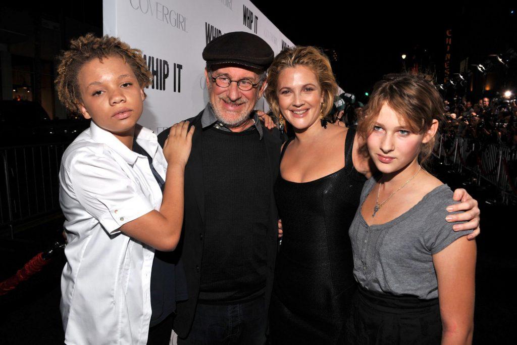 mikaela spielberg family