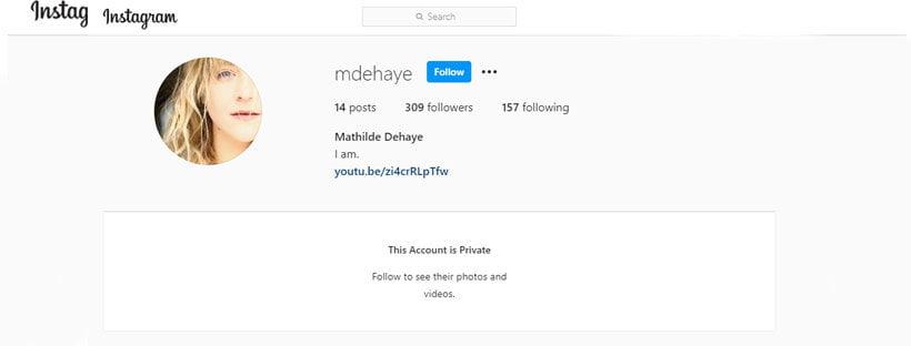 mathilde dehaye instagram