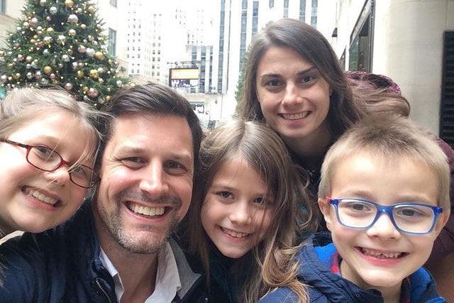 brian brenberg family