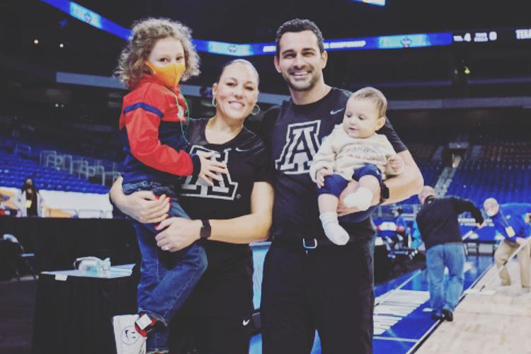 adia barnes family