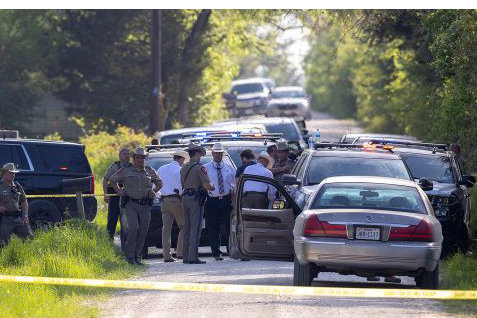 texas shooting suspect