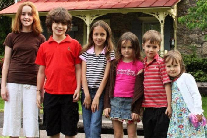 zoe roth family