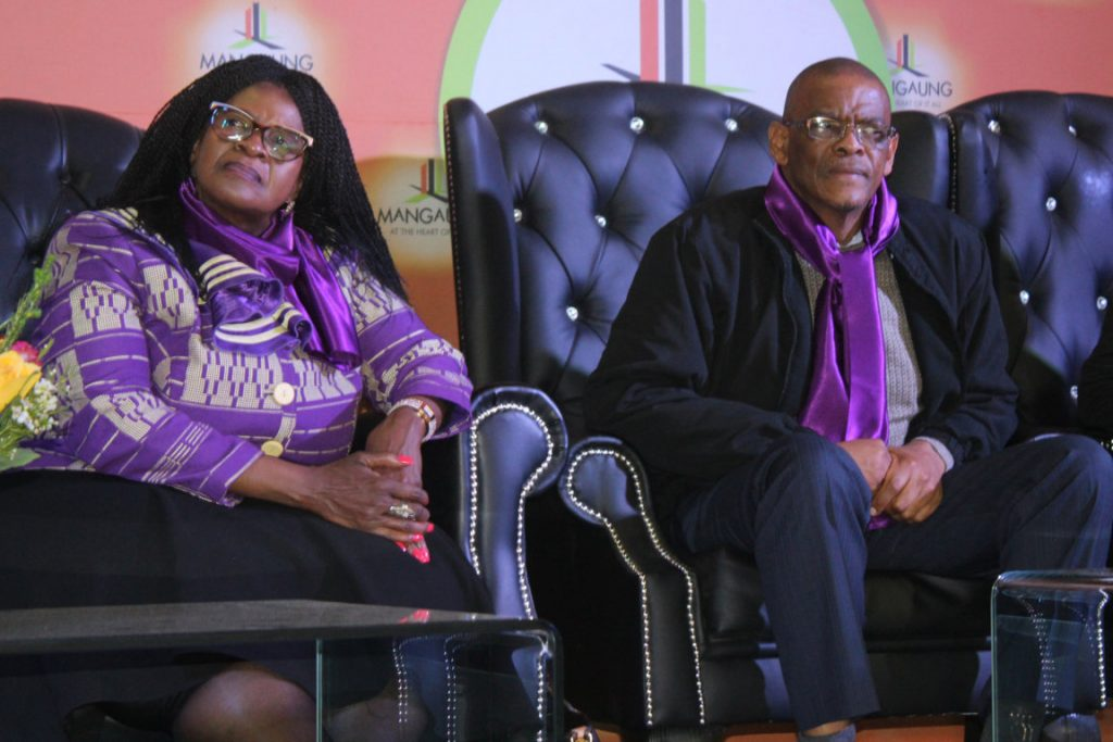 ace magashule wife