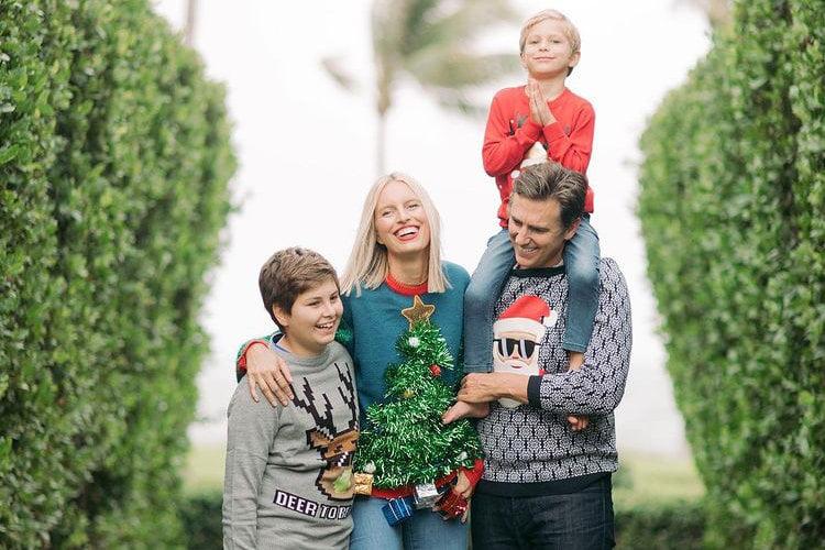 archie drury family