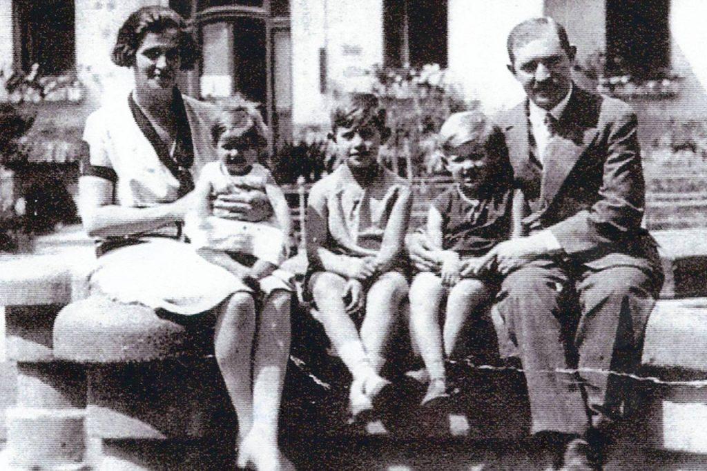 edith eger family