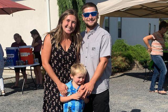 alex harvill family