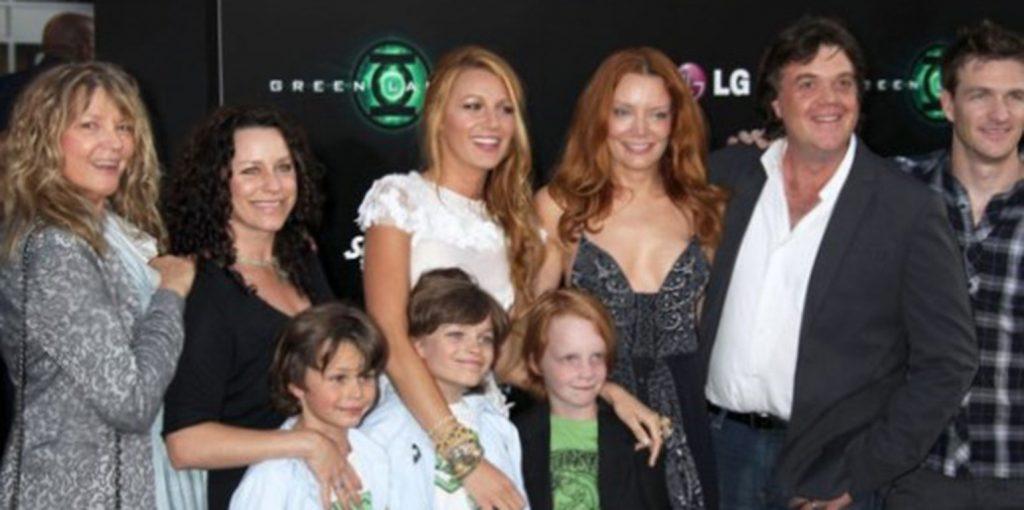 ernie lively family