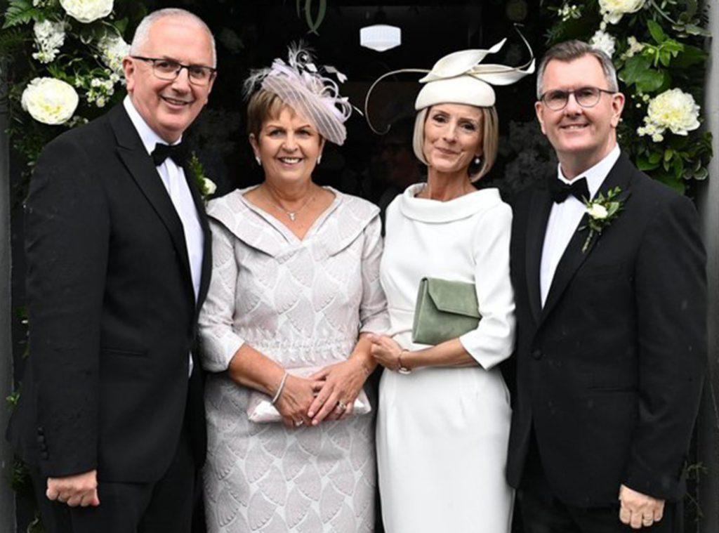 jeffrey donaldson family