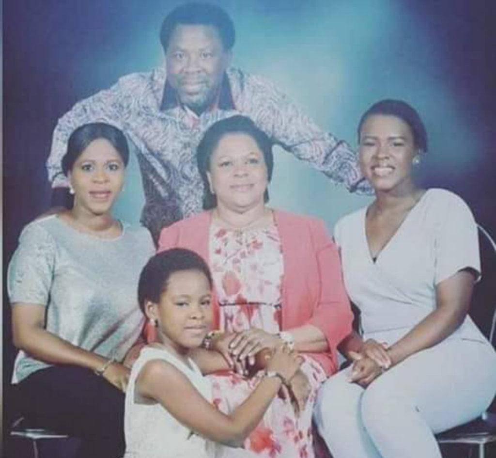 prophet tb joshua family