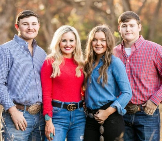 Cody Ohl Wife and Children