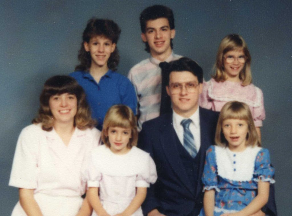 jacque pelley family