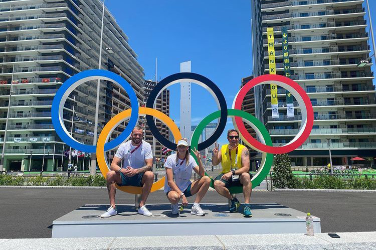 kyle chalmers olympics