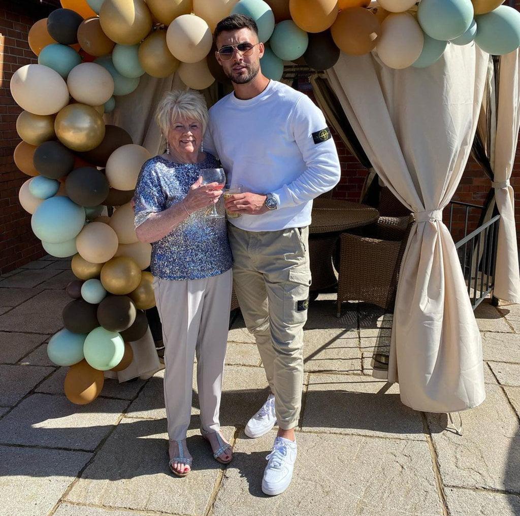 liam reardon granny