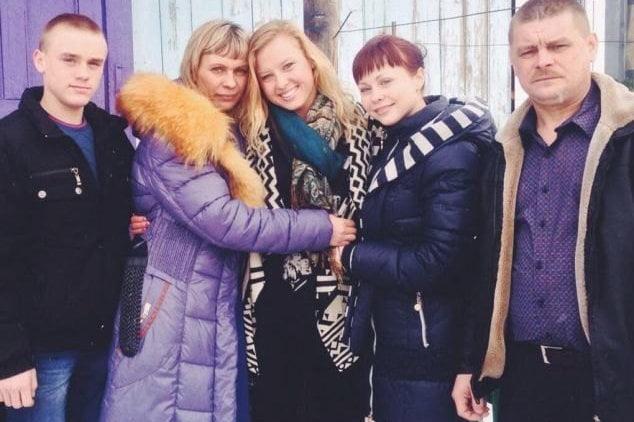 Jessica Jane family