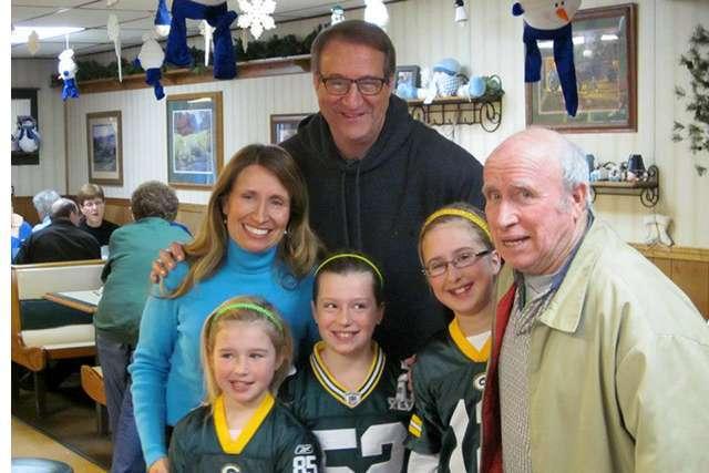 Mark Rosen family