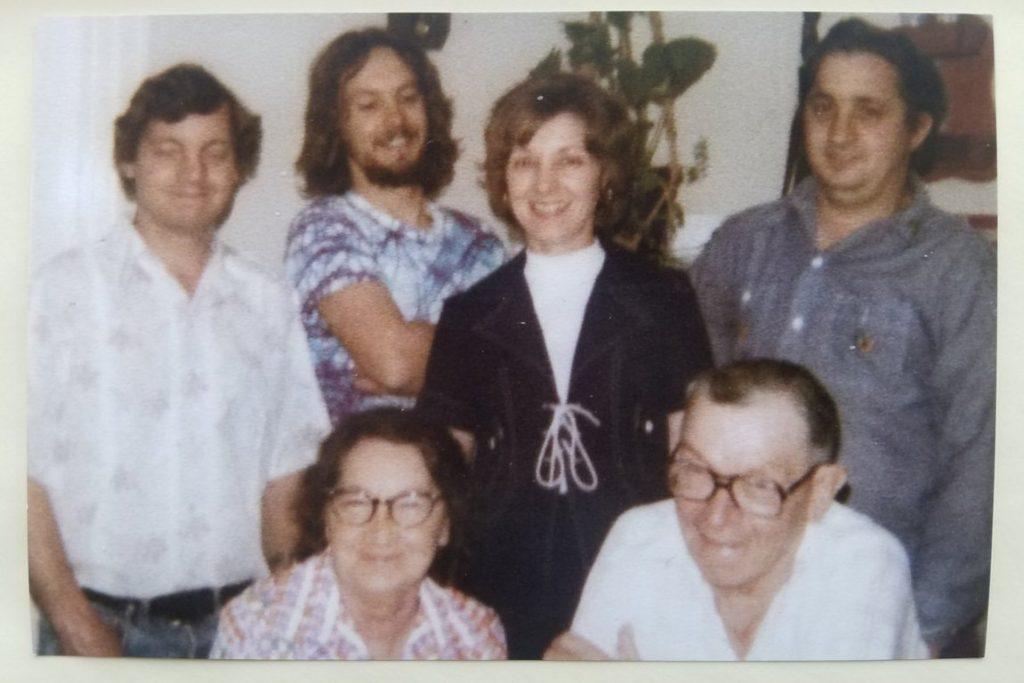 Ron Jeremy family