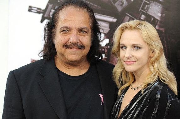 Ron Jeremy girlfriend