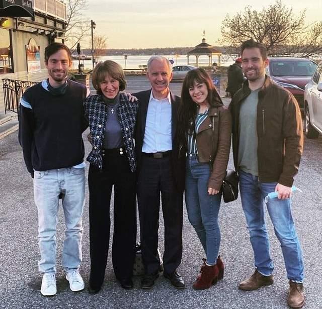 alison rich family