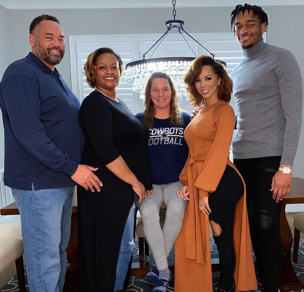 brittany renner family