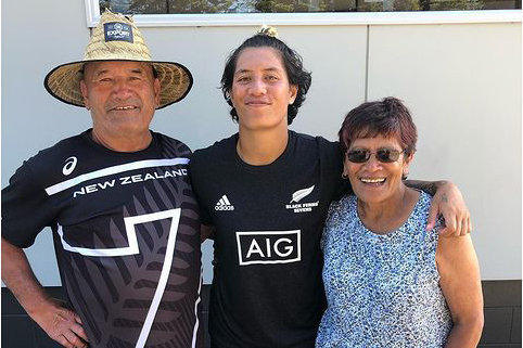 Gayle Broughton Parents