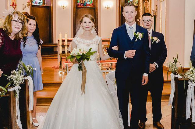 Patrick Bos Wife