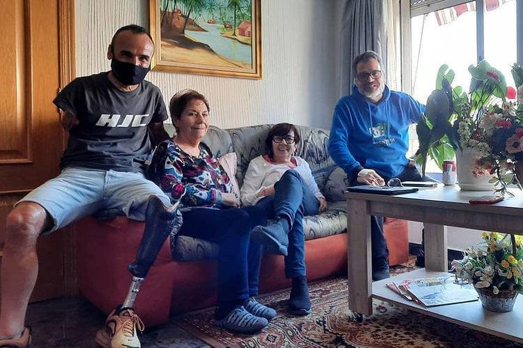 Ricardo Ten Family