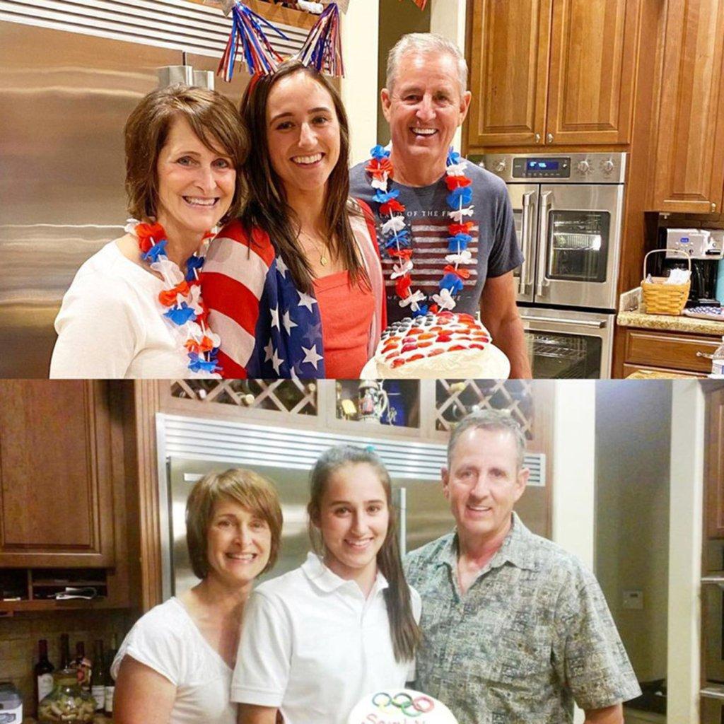 Sarah Sponcil Parents