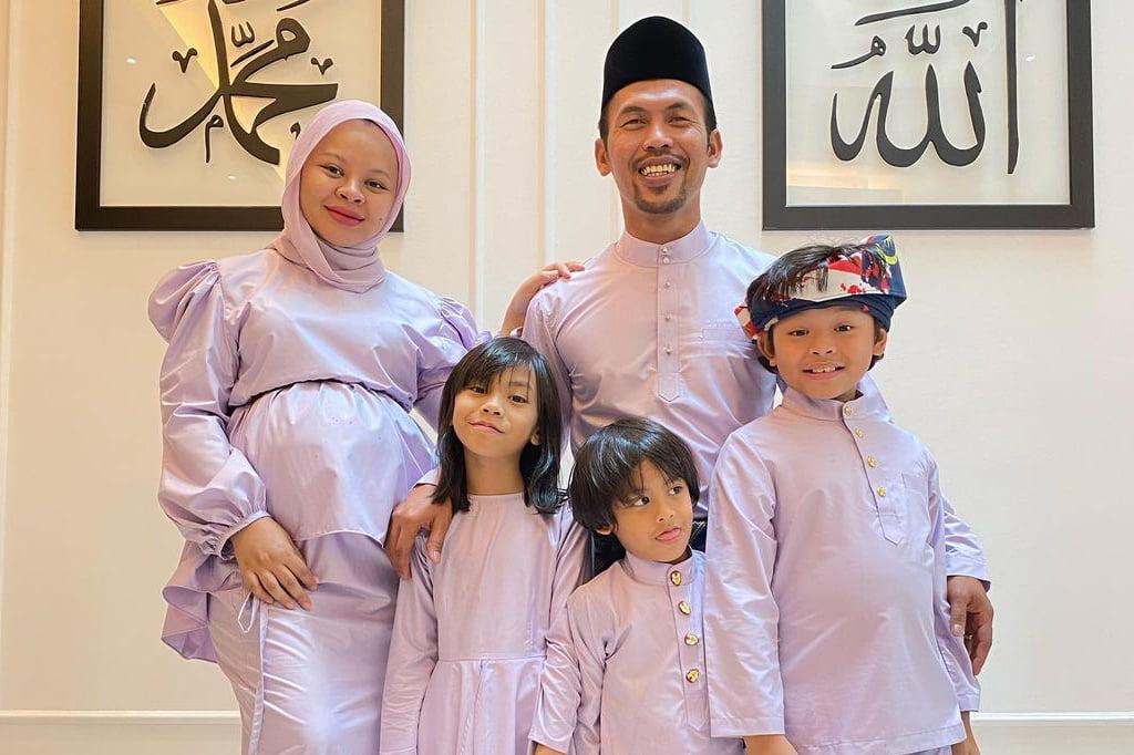 siti sarah family
