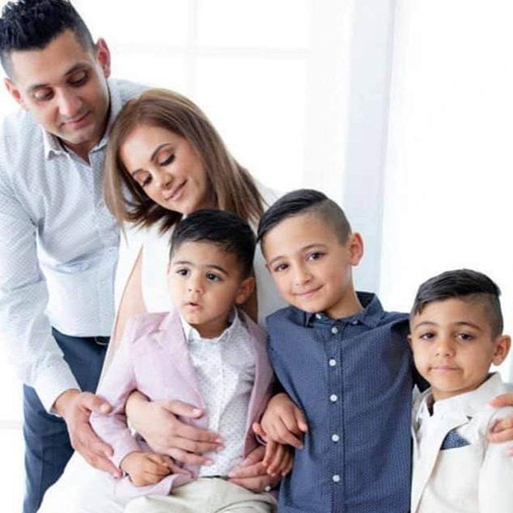 AJ Elfalak Family