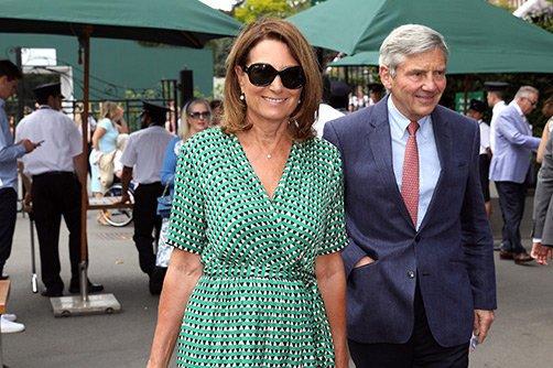 Carole Middleton Husband