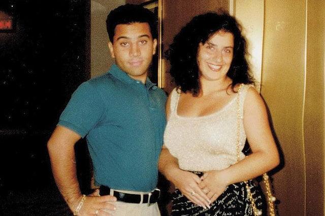 David Babaii Sister