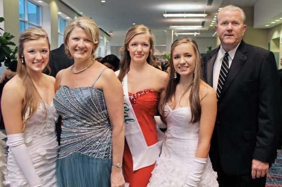 Deena Burnett Family