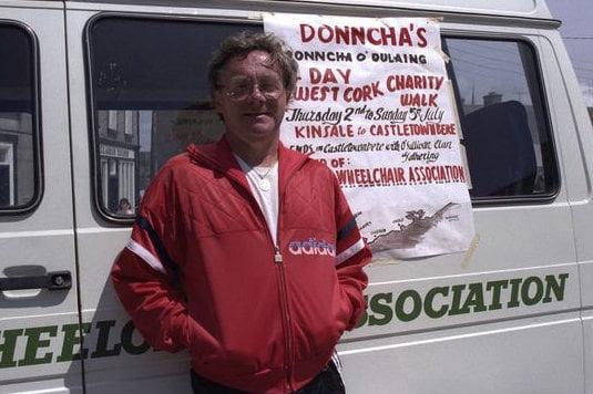 Donncha O Dulaing Age