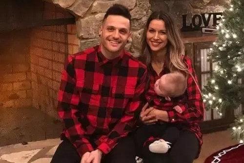Dustin Tavella Family
