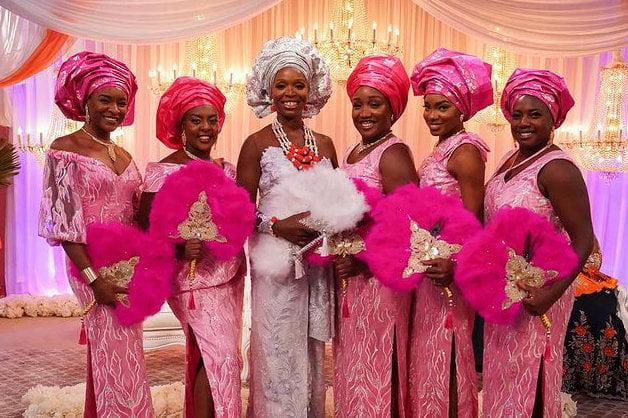Folake Olowofoyeku Friends