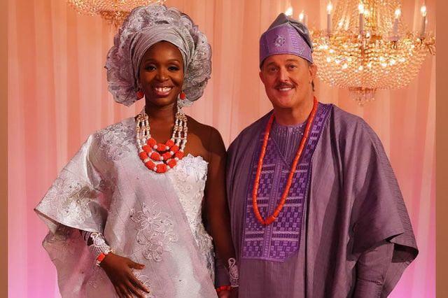 Folake Olowofoyeku Husband