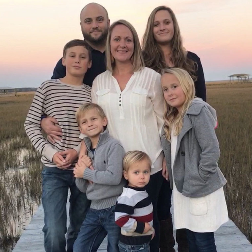 georgia wilson family