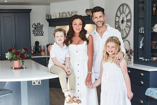 Hugh Hanley Family