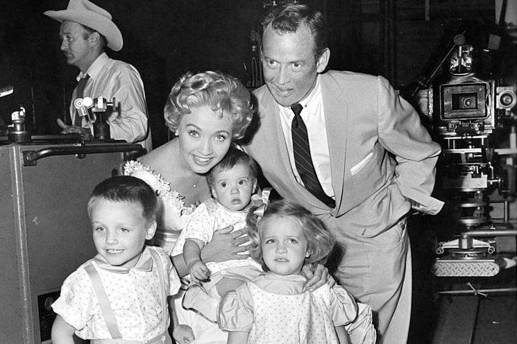 Jane Powell Family