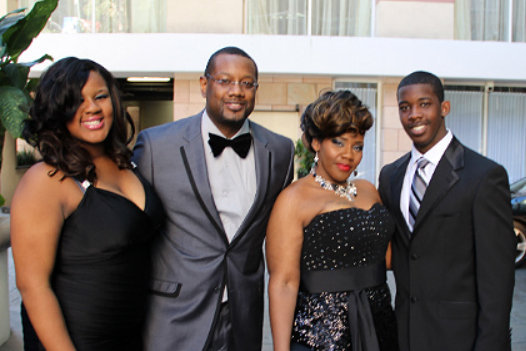 Jonia Rolle Family