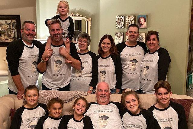 Jordan C. Brown Family