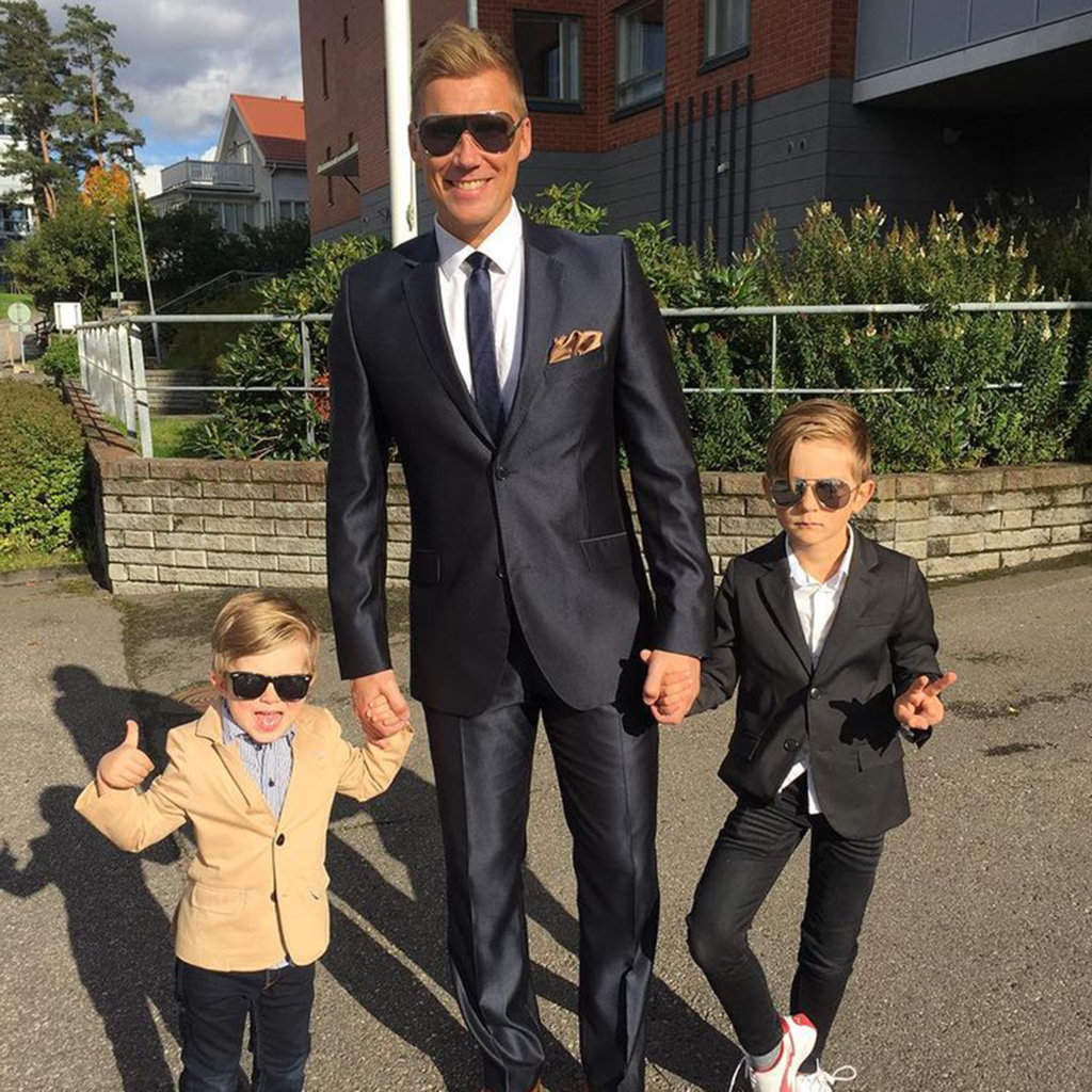 Kalle Kuvaja Family