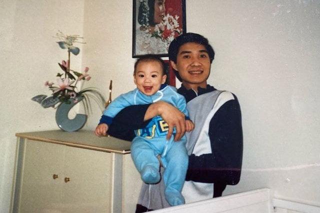 Kevin Vuong Father