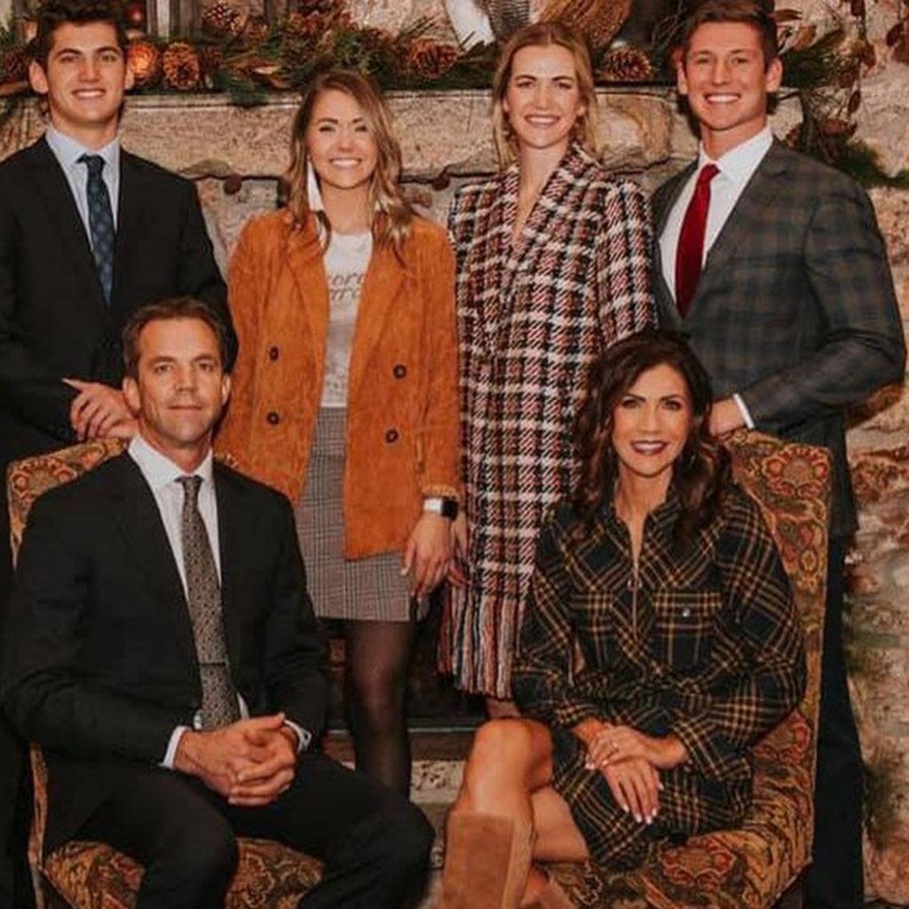Kristi Noem Family