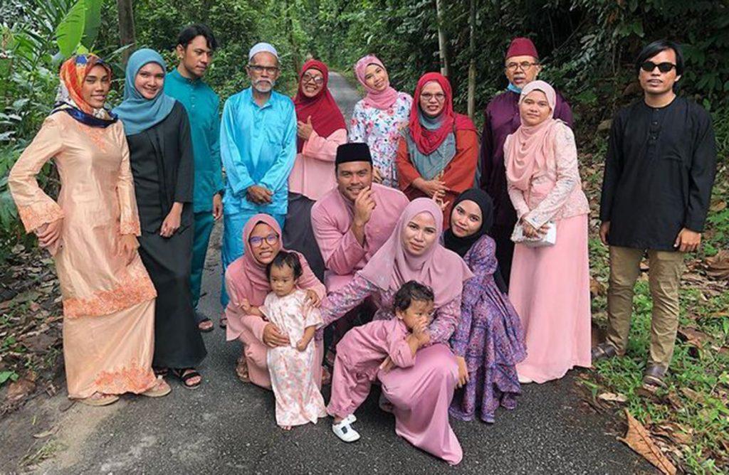 muhammad ziyad zolkefli family