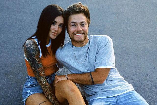 Peyton Meyer Girlfriend