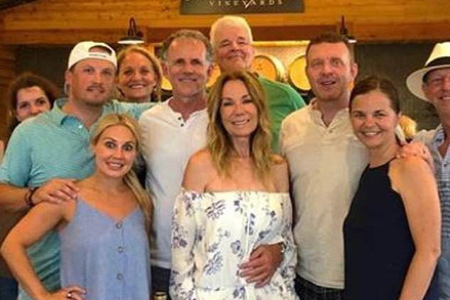 Randy Cronk Family and Friends