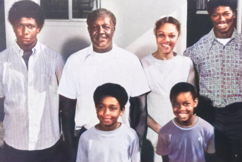 sam cunningham family
