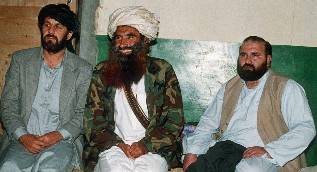 sirajuddin haqqani family